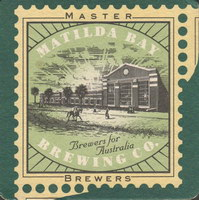 Beer coaster matilda-bay-9-small