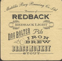 Beer coaster matilda-bay-9-zadek-small