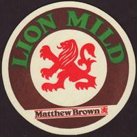 Pivní tácek matthew-brown-3