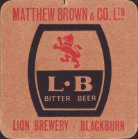 Pivní tácek matthew-brown-7-small
