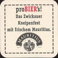 Pivní tácek mauritius-brauerei-zwickau-3