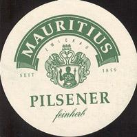 Pivní tácek mauritius-brauerei-zwickau-4