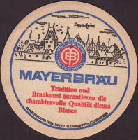 Beer coaster mayer-10-zadek-small