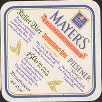 Beer coaster mayer-6-zadek