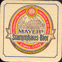 Beer coaster mayer-7
