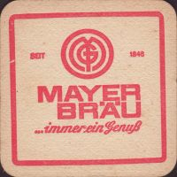 Beer coaster mayer-8-small