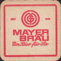 Beer coaster mayer-8-zadek-small