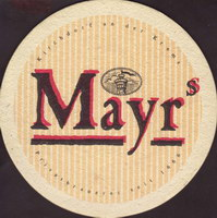 Pivní tácek mayr-2
