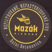 Pivní tácek mazak-10-small