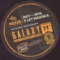 Pivní tácek mazak-11-zadek-small