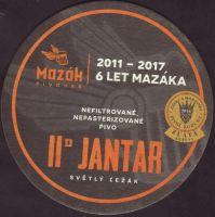 Pivní tácek mazak-18-zadek-small