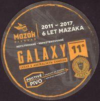 Pivní tácek mazak-19-zadek-small