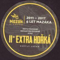 Pivní tácek mazak-20-zadek-small
