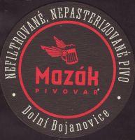 Pivní tácek mazak-25-small
