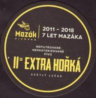 Pivní tácek mazak-25-zadek-small