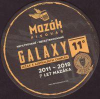 Pivní tácek mazak-30-zadek-small