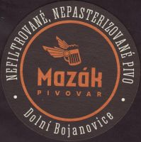Pivní tácek mazak-31-small