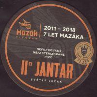 Pivní tácek mazak-31-zadek-small