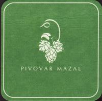 Pivní tácek mazal-1-small