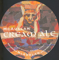 Beer coaster mcauslan-1