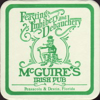 Beer coaster mcguire-1-small