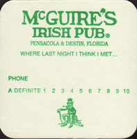 Beer coaster mcguire-1-zadek-small