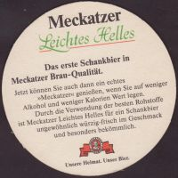 Pivní tácek meckatzer-lowenbrau-4-zadek-small