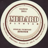 Pivní tácek medard-1-small