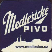 Beer coaster medlesice-24-small