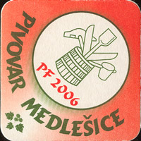 Beer coaster medlesice-7