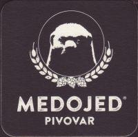 Pivní tácek medojed-1-small