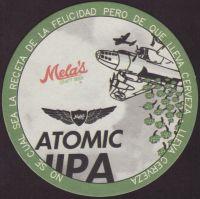 Beer coaster melas-1-small