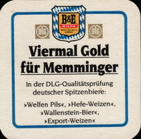 Pivní tácek memminger-13-zadek-small