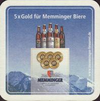 Pivní tácek memminger-23-zadek-small