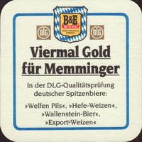 Pivní tácek memminger-26-zadek-small