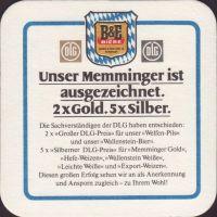 Pivní tácek memminger-37-zadek-small