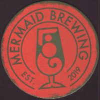 Pivní tácek mermaid-1-small