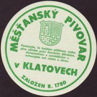 Pivní tácek mestansky-pivovar-klatovy-1-small