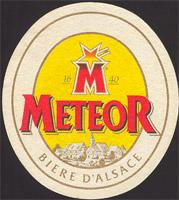 Pivní tácek meteor-14