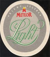 Pivní tácek meteor-15-zadek