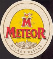 Pivní tácek meteor-15