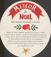 Pivní tácek meteor-4-zadek