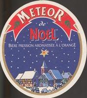 Pivní tácek meteor-4