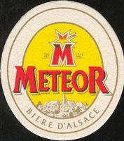 Pivní tácek meteor-5-oboje