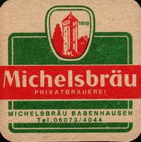 Pivní tácek michelsbrau-1-small