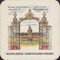 Pivní tácek michelsbrau-13-zadek-small