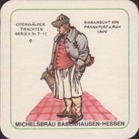 Pivní tácek michelsbrau-17-zadek-small