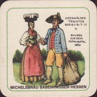 Pivní tácek michelsbrau-19-zadek-small