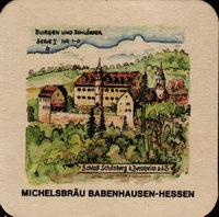 Pivní tácek michelsbrau-2-zadek-small
