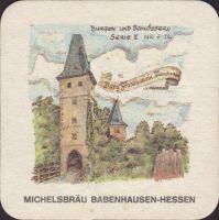 Pivní tácek michelsbrau-7-zadek-small